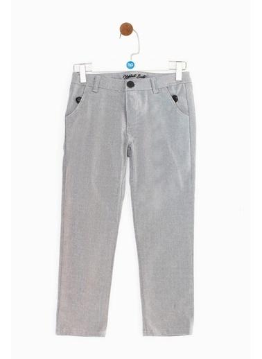 Nebbati Erkek Çocuk Gri Pantolon Gri